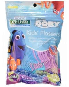 FLOSSERS FINDING DORY